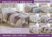 Bytový a kojenecký textil, textilní galanterie v e-shopu i prodejně