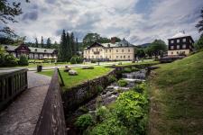 Rekreační a léčebné pobyty v horských lázních Karlova Studánka Jeseníky