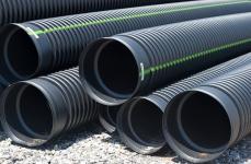Výrobky pro plynovody a hospodaření s dešťovou vodou