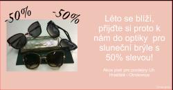 Moderní dioptrické brýle, sluneční a sportovní brýle, brýle pro řidiče