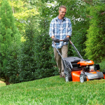 Zahradní technika – sekačky, traktory, křovinořezy, pily prodej a servis