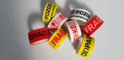 Potištěné samolepicí pásky k mnohostrannému využití – Zlínský kraj
