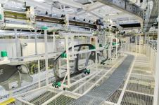 Výroba pozemních dopravníků, skladové dopravní techniky, závěsných dopravních systémů