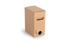 Bag-in-box je praktické řešení pro balení, převoz a uchování tekutin