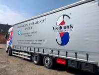 Mezinárodní přeprava zásilek i v expresním termínu, spediční služby
