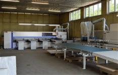 Nářezové a vrtací centrum Kroměříž – kompletní zpracování nábytkových materiálů