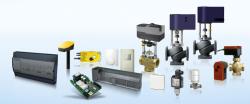 Měřicí a regulační technika Sauter pro OEM řešení