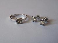 Zakázková výroba zlatých šperků s pravými kameny, zirkony, brilianty, opravy a čištění zlata
