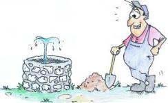Čištění studní, údržba a opravy studní, dodávka čerpadla nebo vodárny