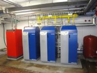 Topenářské služby, realizace podlahového vytápění, montáž čerpadel, topných systémů a kotlů