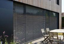 Venkovní žaluzie a rolety, interiérové žaluzie, markýzy, roletky textilní či bambusové - Vysočina