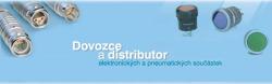 Elektronické součástky KUHNKE, LEMO, INOTEC ELECTRONICS, SAMTEC, CORCOM, EBM PAPST