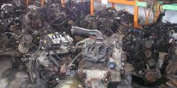 Prodej použitých náhradních autodílů na autovrakovišti v Kunovicích