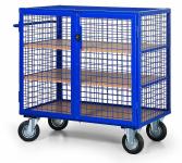 Manipulační technika – vozíky, rudly, stěhovací plošiny – výroba, prodej