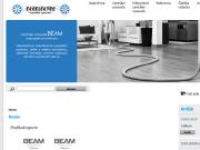 Oficiální eshop firmy Centrální vysavače BEAM e-shop