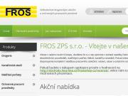 FROS ZPS s.r.o. - e-shop