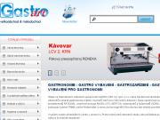 Oficiální eshop firmy GASTROART CZ, spol. s r.o. Gastro vybavení - zařízení prodej Praha