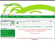 Oficiální eshop firmy Vítejte v E-SHOPU společnosti ERILENS s.r.o. divize REHA