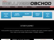 E-shop pro baz�ny, sauny a SPA