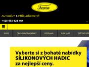 Oficiální eshop firmy TRANSA spol. s r. o. Autodoplňky a náhradní díly Opava