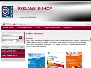 E-shop - reklamn� p�edm�ty a d�rky