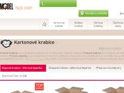Oficiální eshop firmy Pack Shop Opava Obaly a krabice