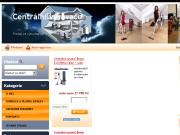 Eshop - centrální vysavače Electrolux, Alliance, DrainVac, GloboVac, Oxygen