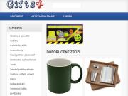 E-shop s reklamními předměty