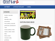 E-shop s reklamn�mi p�edm�ty