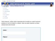 Oficiální eshop firmy Objednávkový formulář