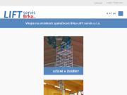 Oficiální eshop firmy Brka - LIFT servis s.r.o Zdvihací technika Hradec Králové
