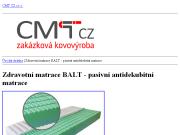 Oficiální eshop firmy Matrace