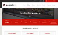 Oficiální eshop firmy Eshop - parapety
