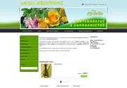Oficiální eshop firmy Internetový obchod řezaných a pokojových květin