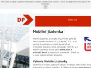 Oficiální eshop firmy Mobilní jízdenka