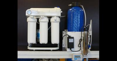 Filtry, úpravny a změkčovače vody - výroba zařízení pro úpravu vody