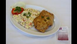 Realizace cateringu - teplé rauty, občerstvení pro větší i menší akce