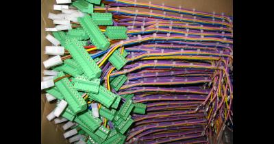 Výroba kabelů i kabelových svazků na zakázku Plzeň - kusová i hromadná výroba
