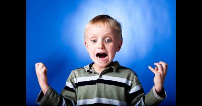 Vztek u dítěte – je to jen o něm?