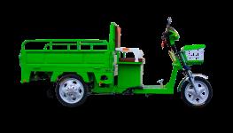 Prodej nákladní elektrické tříkolky ADVENTO - známá taky jako E-tříkolka.