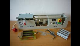 Laboratorní lisy - výroba ruční, motorový hydraulický lis