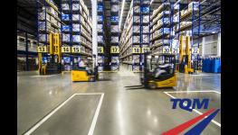 Logistické a skladovací služby