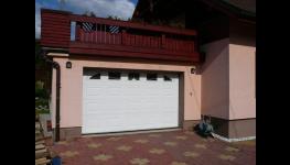 Prodej, montáž sekční garážová vrata Rožnov, Frenštát pod Radhoštěm