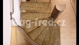 Žulové pracovní desky na kuchyňské linky - kvalitní a levné
