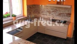 Výroba nábytku a bytových doplňků z kamene - kuchyňské linky, koupelnový nábytek, ale i schody a podlahy