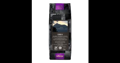 Zrnková káva pro espresso středně nebo tmavě pražená