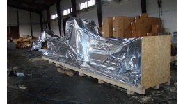 Exportní balení, balicí služby, nakládka a vykládka kontejnerů