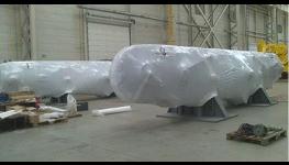 Exportní balení, balení pro přepravu, zboží, stroje, těžké náklady