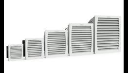 Filtrační ventilátory ?COOL Pfannenberg pro chlazení, regulaci teploty elektrických rozváděčů