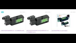 Průmyslové armatury – klapky, kohouty, šoupátka, ventily, regulátory tlaku